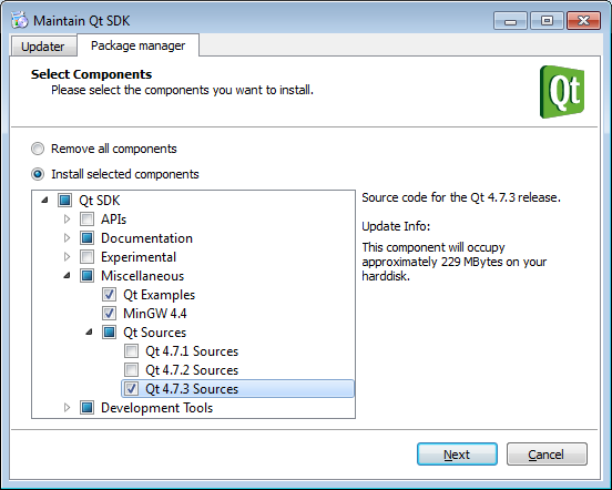 Create MySQL driver for Qt on Windows | Seppe Magiels