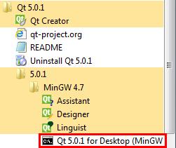Create MySQL driver for Qt5 on Windows | Seppe Magiels